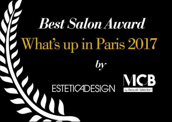 What's Up in Paris - Best Salon Award 2017