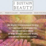 I Sustain Beauty 2017  -  Campaign in Support of Beauty Has Started