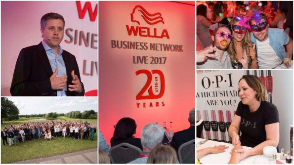 Wella Celebrates 20 Years of Business Network Live