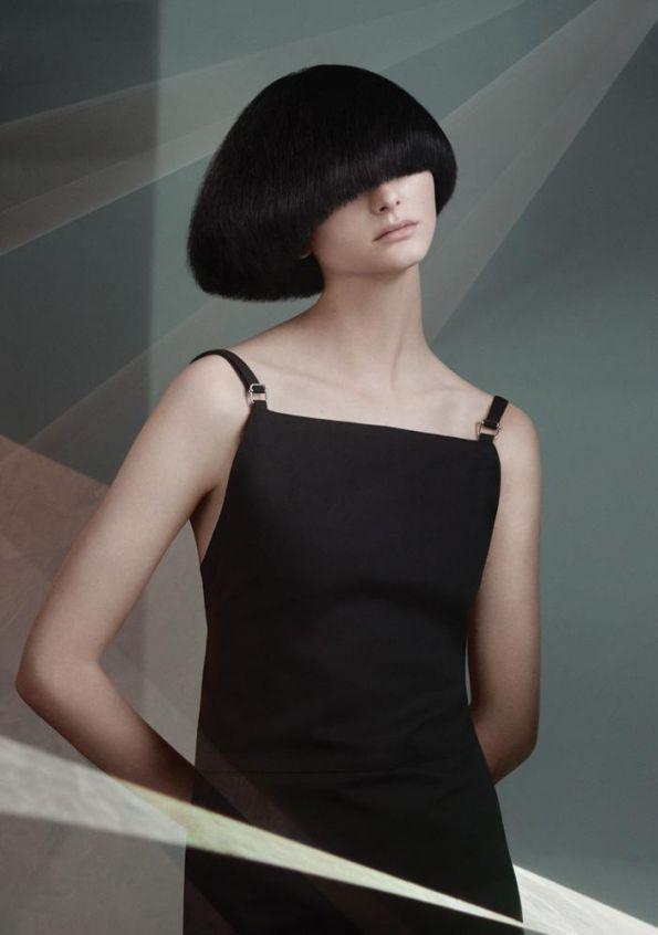 Hair: Angelo Seminara @Davines Styling: Niccolo Torelli Make-up: Daniel Kolaric Photos: Andrew O'Toole
