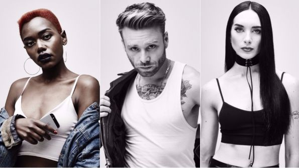 Hair: SWH team / Photos: Kenny McCracken / Styling: Laura James / Make-up: Xoe Kingsley / Venue: The Brighton Studios