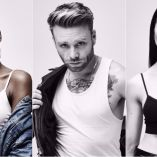 Hair: SWH team / Photos: Kenny McCracken / Styling: Laura James / Make-up: Xoe Kingsley / Venue: The Brighton Studios