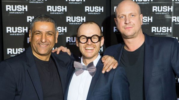 Adam Bryant Announced As Rush Hair Academy Director