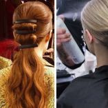 Get The Nyfw Look: Christian Siriano'S Regal, Romantic Hairstyles By Sebastian Professional