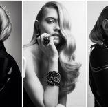 Hair: Christophe Pujol for Eugene Perma | Styling: Ezra Iriha | Make up: Laura Bosq | Photo: Audrey Bieber