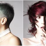 Hair: Daniel Couch and Ashleigh Maybank  @ Russell Eaton Salon | Make-up: Lucy Flower | Photos: Richard Miles | Styling: Leila Ali | Products: Wella Professionals