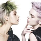 Hair & Color: Travis Bandiera | Photo: David Mannah | Makeup: Lauren Sina | Styling: Melissa Nixon | Salon: Royals Hair Sydney