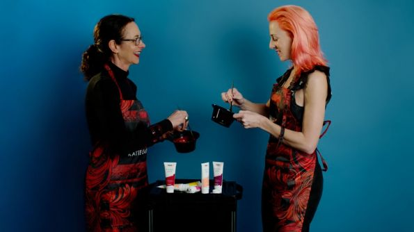 Katie Eary'S Collaboration Launch With Fudge Professional