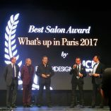What's Up in Paris - Best Salon Award 2018