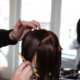 Video Alert! How To: Face Frame Haircut on Long Hair Step by Step