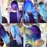 Mermaid Hair by Daniele Caltagirone @ Hair Studio Marchini