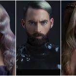 Frameless.Hair: D. Machts Group Makeup: Anna Luft Photos: Natascha Lindemann