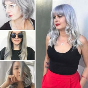 Silver Hair: Follow the Trend