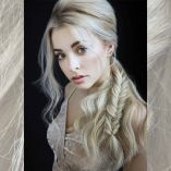 How To: Loose Textured Bridal Braid