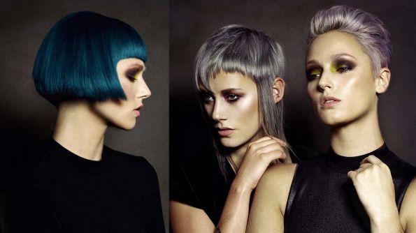 Hair:Paul Paterson, Ishi Salon, Edinburgh / Makeup:Erika Marie Ni Bhriain / Photos:Andrew R. Moore / Styling:India Taylor