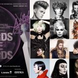 The International Hairdressing Awards announce the finalists of their 1st edition