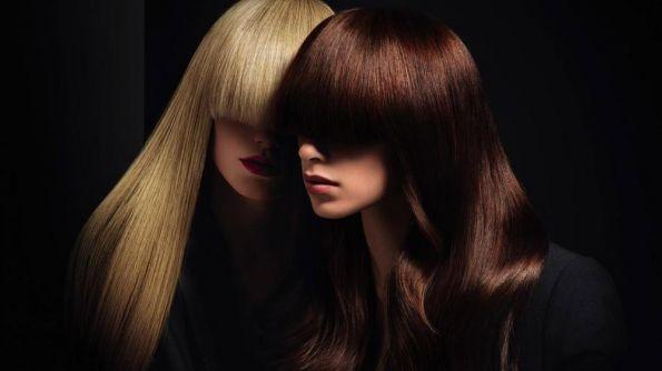 Hair: René Furterer Paris Artistic Team  Art Direction Beauty: Gregory Kaoua / Ben Wrobel  Photos: Greg Conraux  Make-up: Julie Nozières  Products: René Furterer  Art Direction : Seven Creativity & Consulting Ltd (London)