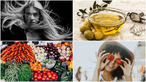 How Good Food Choices Can Improve Your Hair Health
