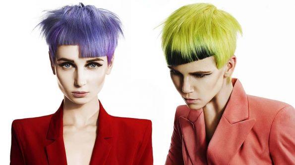 Hair: David Barron / Photos: John Rawson / Make-up and Body Make-up: Lan Grealis / Styling: Jamie Russell
