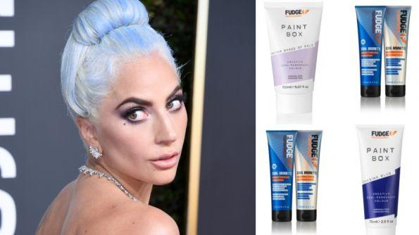 Gaga-blue