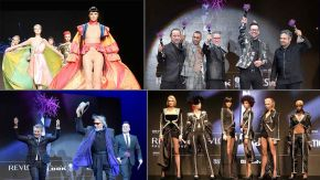 The Best Hairdressers In the world gather In Madrid at The International Hairdressing Awards