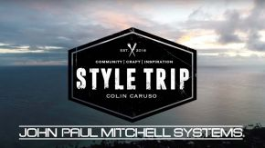"""Introducing """"STYLE TRIP"""" by Paul Mitchell – A new webisode series that celebrates hairdressing"""