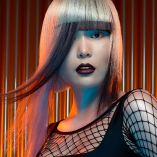 Hair:Amy Gaudie @ Urban Chic/Makeup:Annabelle Hogg/Photo:Paul Christey/Styling:Amy Gaudie, Phoebe Shillington