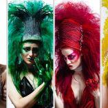 Hair: Luciana Sabariz & Norma Mejía @ SABARIZ Hairtists/Hair Assistants: Alexander Blanco, Rosa Aso/Photographer: David Arnal/Make-up: Colors Up, Escuela de Maquillaje/Stylist: Luciana Sabariz