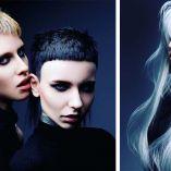 Hair: Brandon Messinger/Photo: Deborah Selwood/Makeup: Priscilla Messinger/Tools: Denman & Kasho/Images: FPA