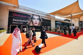 BEAUTYWORLD MIDDLE EAST: BIGGER AND BETTER THAN EVER