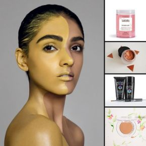 The product finalists in the Cosmoprof India Awards 2019