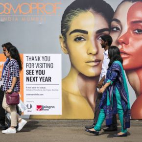 Show Report: Cosmoprof India, Mumbai 2019