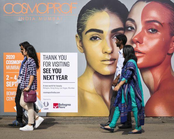 Cosmoprof India, Mumbai 2019