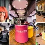 Anne Veck in Bicester Named as One of UK's Best Salon Designs