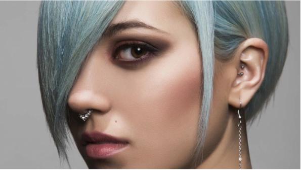 Hair: Paula Alonso @ Salon Blue by Raquel Saiz / Photo: Esteban Roca / Stylism: María Saiz / Makeup: Manuela Giménez