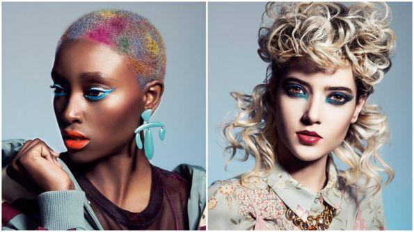 Hair: Borja Carbonell @ Salones Carlos Valiente  Photos: Esteban Roca  Make-up: Nacho Sanz  Styling: Salones CV