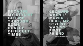 """Kao Salon Division engages consumers in Industry Recovery with """"Worth The Wait"""""""