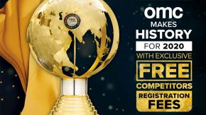 OMC Hairworld 2020: for 1st time in History - free competitors' registration fees