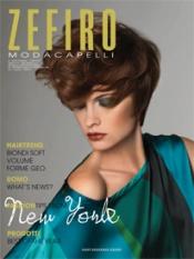 Zefiro 2013 si avvicina alla sua quinta decade di pubblicazione con una nuova edizione: nella grafica, nei contenuti, nella diffusione. Oggetto di un restyling totale che ne mette in evidenza tutto il suo nuovo carattere, si presenta briosa, vivace,