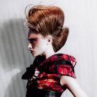 Hair: David Corbett / Photo: John Rawson / Make-up: Jo Sugar / Styling: Jared Green