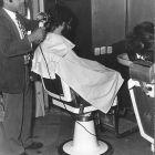 Giovanni Reale, il barbiere di Roma
