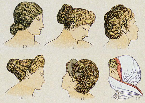 Capelli nell 39 antica roma for Erotismo d epoca