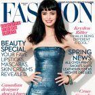 Fashion Magazine Krysten Ritter Cover