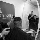 I fratelli Tessier per Internazionali BNL d'Italia - Jo-Wilfried Tsonga