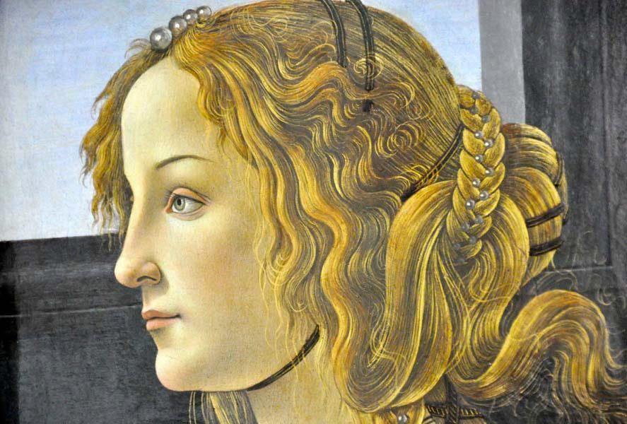 La storia dell'acconciatura dal Medioevo al Rinascimento ...
