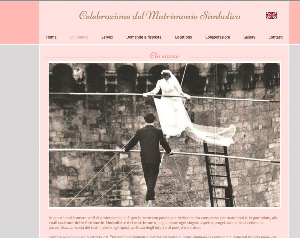 Matrimonio Simbolico Promesse : Matrimoni e look mitici estetica
