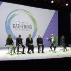 Q&A at Global Gathering '15!