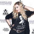 "Madonna: capelli ""on stage"""