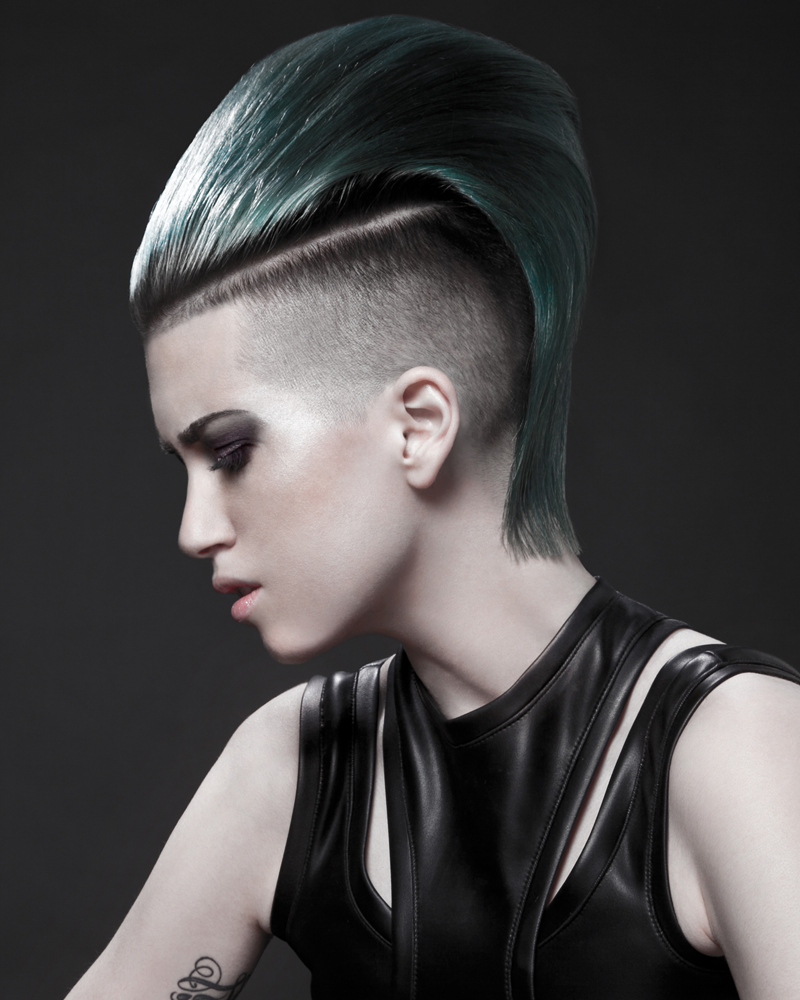 Shade of colour for Salon pure lons