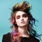Hair: Clayton Wheeler @ Murphy Gozzard / Photo: Kylie Coutts / Make-up: Kimberly Forbes